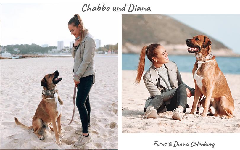 Chabbo und Diana