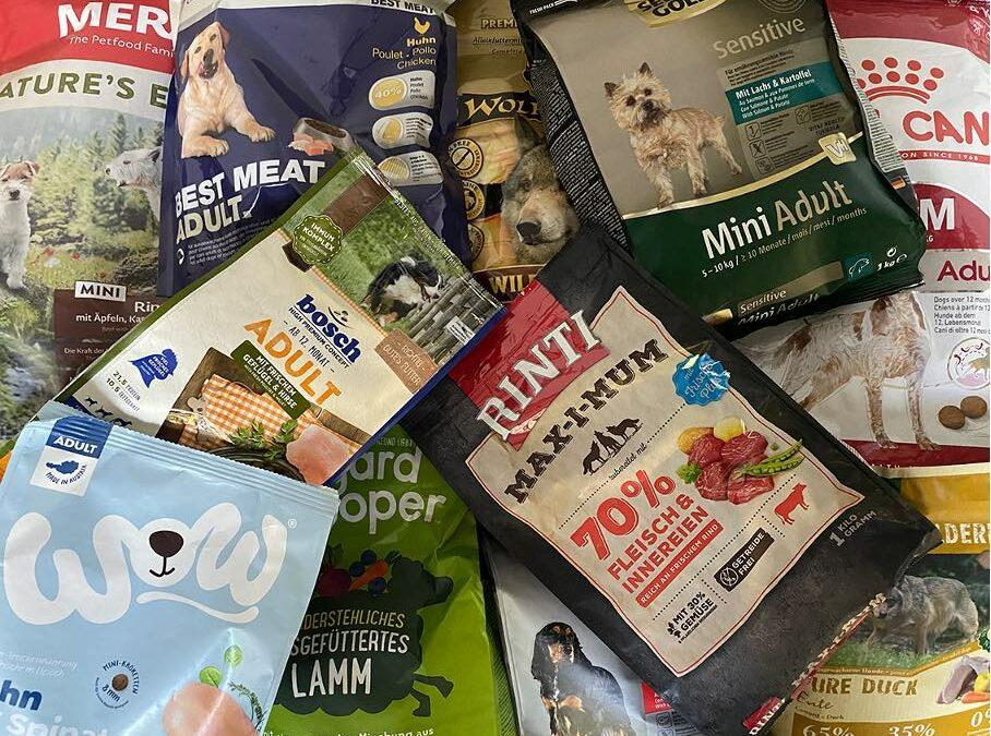Wie wird eigentlich Hundetrockenfutter hergestellt?